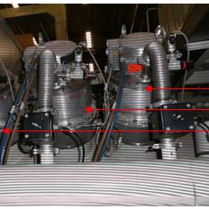 伯东公司代理Pfeiffer 分子泵真空钎焊炉应用