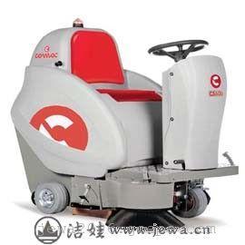 意大利COMAC扫地车系列产品优势