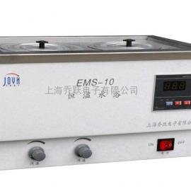 EMS-10两孔磁力搅拌恒温水浴锅价格