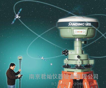 南京君灿仪器设备有限公司 产品展示 rtk测量系统 > 三鼎gps定位仪
