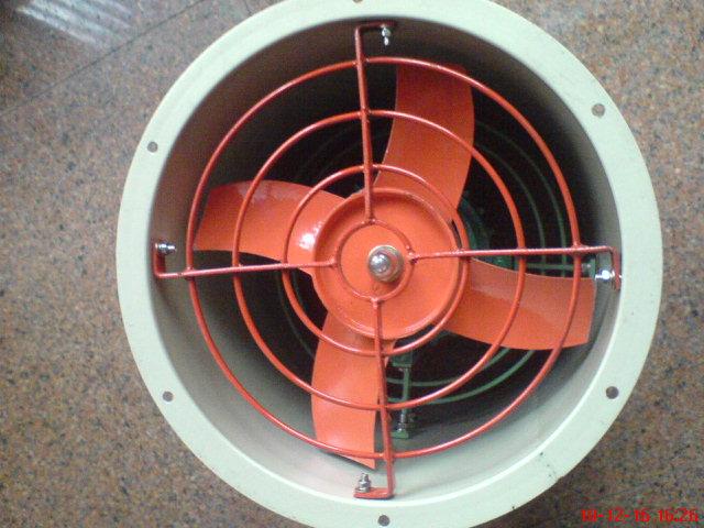 BT35-11-4.5防爆轴流风机配铝合金百叶窗