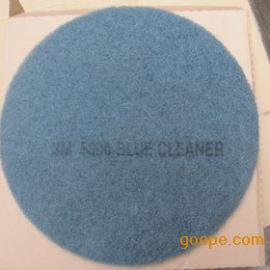 3M5300蓝色重污清洁垫17寸 重污清洗垫 3M百洁垫