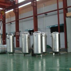 北京不锈钢储气罐