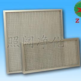 ZZK全金属网过滤器,初效过滤器,板式过滤器,过滤网