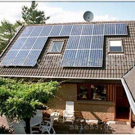 2KW家用太阳能发电系统(离网型)太阳能发电系统光伏发电