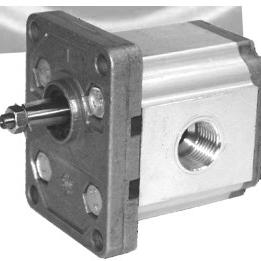 德国KRACHT KPO高压齿轮泵