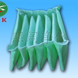 无框袋,袋式过滤器,上海空调过滤网,风机滤网