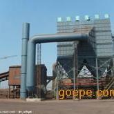 煤矿生产粉尘治理滤筒除尘器