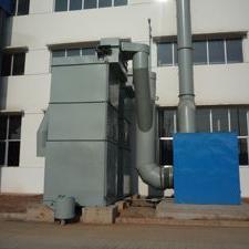 集中供热燃煤锅炉布袋除尘器/锅炉除尘设备