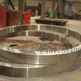 1.8米规格烘干机轮带酒糟烘干机托轮总成