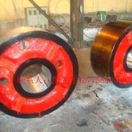 大型转筒烘干机托轮