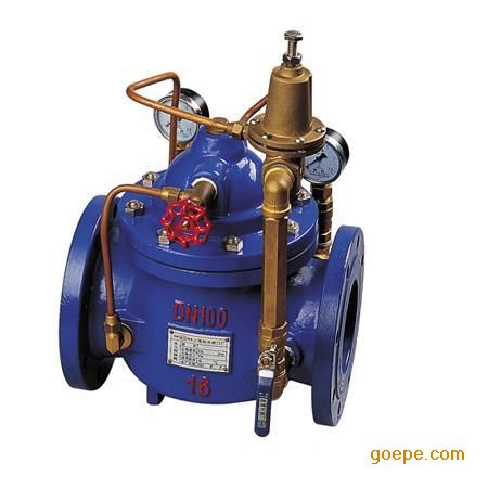 当火灾发生时,消防急需大量用水,900x紧急关闭阀立即切断生活用水图片