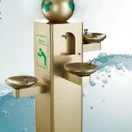 步步高升创意饮水台