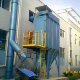 ZC机械回转反吹扁袋除尘器 ZC反吹布袋除尘器
