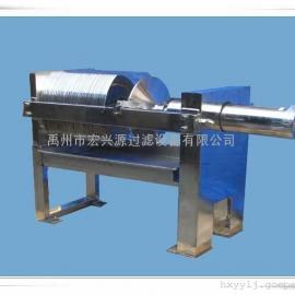 不锈钢板框压滤机BAY6/500