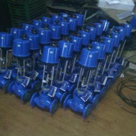 ZDLP电动蒸汽调节阀,电动单座调节阀厂家