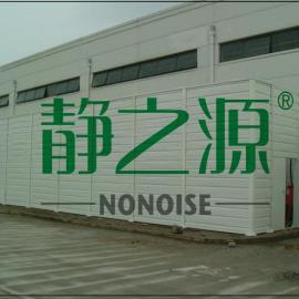 地源热泵噪声治理,热泵噪声治理