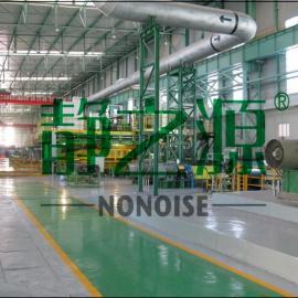 工业流水线噪声治理