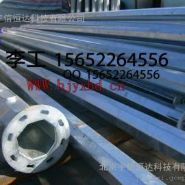 PM2.5北京佳通八角监控杆八角镀锌监控立杆