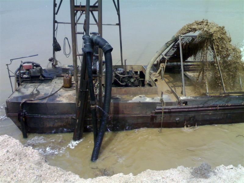 专业采沙船供应商