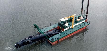 青州清淤船挖泥船,挖泥船厂家