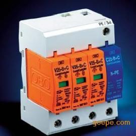 本月劲爆特卖OBO电源防雷器V25-B+C/3+NPE