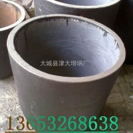 熔铜石墨坩埚 津大熔铜石墨坩埚 质量100%可制定