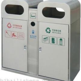 户外金属分类垃圾桶|不锈钢垃圾桶