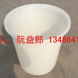供应敞口式塑料大桶|广口塑料圆桶|PE塑料桶