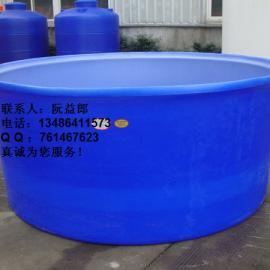 供应海产养殖桶大型塑料圆形养殖桶敞口养殖桶