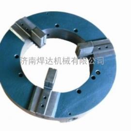 KDS系列焊接卡盘大通孔中心三爪卡盘快速卡盘