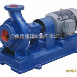 广州广一KTB制冷空调泵_中央空调冷却水循环泵选型及报价