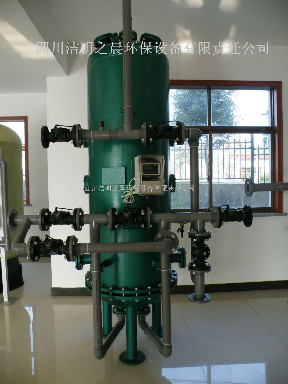 适用于热水锅炉的补水<洁明JMY-50除氧器>