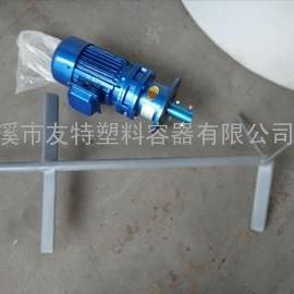 加药桶,0.37KW/0.55KW/0.75KW加药搅拌器
