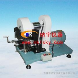NK8024单轮试片磨平机