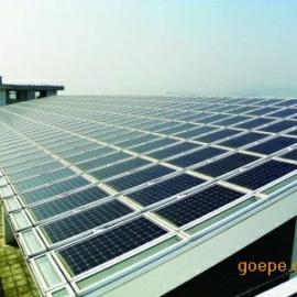 工厂屋顶太阳能发电系统|并网|光伏电站