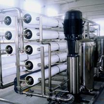 2吨单级RO反渗透加EDI设备