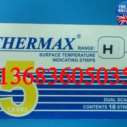 Thermax 5 Level Strips温度贴片