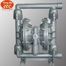 QBY型不锈钢气动隔膜泵,气动铝合金隔膜泵,铸铁隔膜泵