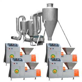 大型流水线新型木炭机厂家(首特宏发STHF型)