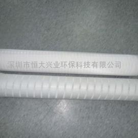 LiquatecMFH-P0504-PS大流量折叠滤芯
