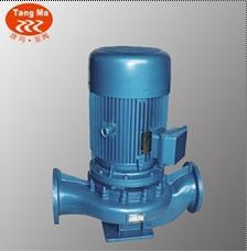 ISG立式管道泵,热水型管道泵,不锈钢立式管道泵