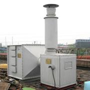 北京酸雾清灰率最高安全玻璃活性炭吸收塔 耐低温酸雾吸收塔