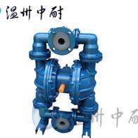 QBYF型�r氟隔膜泵,��痈裟け�,氟塑料隔膜泵