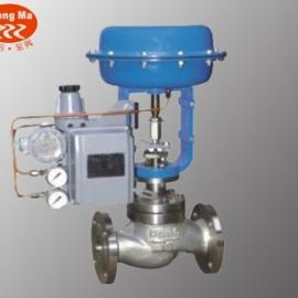 ZJHP精小型气动薄膜单座调节阀,气动单座调节阀