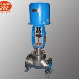 ZDLM电子式电动套筒调节阀(配PSL、3810型电动执行器)