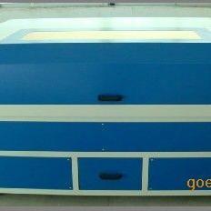 深圳惠州有机玻璃工艺发光字LED灯冷光片激光切割机