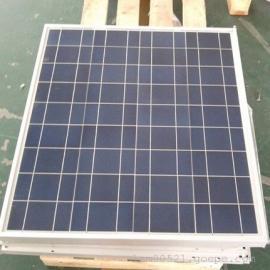 厂家直销120W多晶硅太阳能电池板