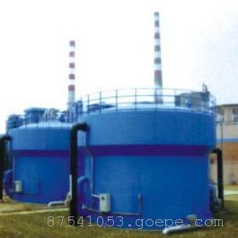 重力式空气擦洗滤池