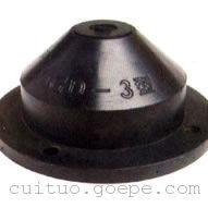 JGD型橡胶剪切隔振器